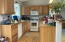 1105 NW Pacific Way, Waldport, OR 97394 - Kitchen area.-