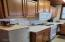 420-440 W 2nd St, Yachats, OR 97498 - Kitchen range and refer