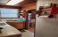 420-440 W 2nd St, Yachats, OR 97498 - Kitchen sink & opening