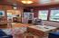 420-440 W 2nd St, Yachats, OR 97498 - Living with view to kitchen