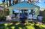 446 W 2nd, Yachats, OR 97498 - West side and patio