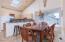 4175 N Hwy 101, B-4, Depoe Bay, OR 97341 - Dining Area