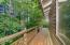 645 NW Westwood St, Toledo, OR 97391 - Side Deck