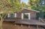 645 NW Westwood St, Toledo, OR 97391 - Back Deck