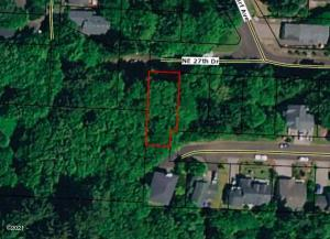 LOT 16 NE 27th Dr, Lincoln City, OR 97367 - Property Lines Approx