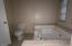 199 N Deer Hill Dr, Waldport, OR 97394 - Master Bath 2