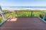 4175 Hwy 101 N, F-3, Depoe Bay, OR 97341 - New deck looking south