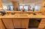 4175 Hwy 101 N, F-3, Depoe Bay, OR 97341 - Back cabinets