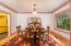 710 N Bay Blvd, Toledo, OR 97391 - Dining room built in cabinet