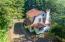 710 N Bay Blvd, Toledo, OR 97391 - Drone pic of Garage/loft