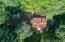 710 N Bay Blvd, Toledo, OR 97391 - Drone of home & garage