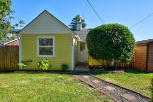 5194 NE 50th St, Neotsu, OR 97364 - Front of house