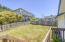 7228 NE Logan Rd, Lincoln City, OR 97367 - Backyard area