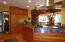 1435 NE Wagon Rd, Toledo, OR 97391 - Kitchen to dining