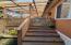 955 NE Mill St, B4, Waldport, OR 97394 - front steps