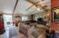 955 NE Mill St, B4, Waldport, OR 97394 - living room