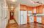 170 Seagrove Loop, Lincoln City, OR 97367 - Front door hallway to kitchen