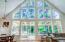 170 Seagrove Loop, Lincoln City, OR 97367 - Wall to ceiling windows with forest view