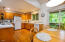 135 SW The Pines Dr, Depoe Bay, OR 97341 - Kitchen and dining