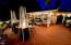 255 NE 122nd St, Newport, OR 97365 - Deck night