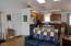 2013 NW Mackey St, Waldport, OR 97394 - Living toward Kitchen