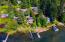2963 NE East Devils Lake Rd, Otis, OR 97368 - Aerial