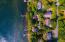 2963 NE East Devils Lake Rd, Otis, OR 97368 - Aerial with Property Lines
