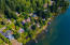 2963 NE East Devils Lake Rd, Otis, OR 97368 - Aerial from the North