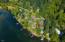 2963 NE East Devils Lake Rd, Otis, OR 97368 - Aerial from the South