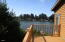 2963 NE East Devils Lake Rd, Otis, OR 97368 - View From Upper Level Deck
