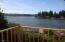 2963 NE East Devils Lake Rd, Otis, OR 97368 - View from Upper Deck