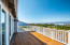 2402 NW Convoy Way, Waldport, OR 97394 - Slider Leading to Deck