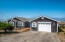 2402 NW Convoy Way, Waldport, OR 97394 - Front of House Garage View