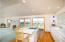 2402 NW Convoy Way, Waldport, OR 97394 - Kitchen with Ocean View