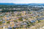 2401 NW Oceania Dr, Waldport, OR 97394 - Property Lines in Relation to Waldport