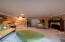 1417 NW Fircrest Ct, Waldport, OR 97394 - Lower level family room