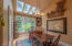 1417 NW Fircrest Ct, Waldport, OR 97394 - dining nook