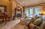 1417 NW Fircrest Ct, Waldport, OR 97394 - main level living room