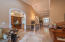 1417 NW Fircrest Ct, Waldport, OR 97394 - entry hall and kitchen