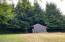1860 SE Keiski Ln, Waldport, OR 97394 - Tool shed shop back yard