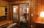 1860 SE Keiski Ln, Waldport, OR 97394 - Wood Lined Office downstairs