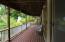 1860 SE Keiski Ln, Waldport, OR 97394 - Downstairs deck
