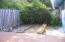 86 NW 33rd Pl, B, Newport, OR 97365 - Rear landscaping