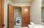 3132 NE Cascara Ct, Lincoln City, OR 97367 - Laundry - Powder Room