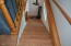 3220 SW Anchor Ave, Lincoln City, OR 97367 - Looking downstairs