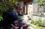 1420 SW Crest Cir, Waldport, OR 97394 - Beautiful garden Porch