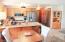 1420 SW Crest Cir, Waldport, OR 97394 - Kitchen & Dinning Area