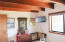 1420 SW Crest Cir, Waldport, OR 97394 - Beautiful beam ceiling and VIEWS