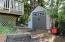 1420 SW Crest Cir, Waldport, OR 97394 - storage shed