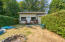 24 N Trout Ln, Otis, OR 97368 - Front yard w/privacy